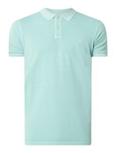 T-shirt Marc O'Polo z bawełny z krótkim rękawem