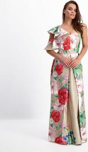 Sukienka Lavard gorsetowa