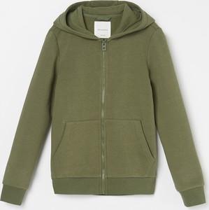 Zielona bluza dziecięca Reserved
