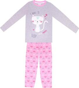 Piżama YoClub dla dziewczynek