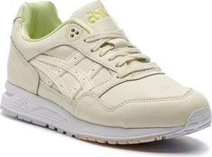 Sneakersy ASICS sznurowane