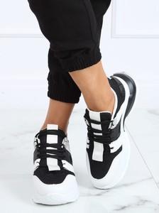 Buty sportowe Buty Damskie sznurowane