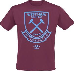 T-shirt Emp z krótkim rękawem z nadrukiem z bawełny