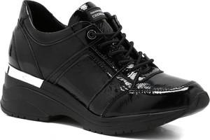 Czarne buty sportowe CheBello