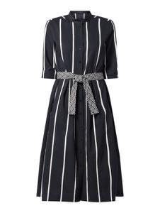 Sukienka Luisa Cerano z długim rękawem koszulowa mini
