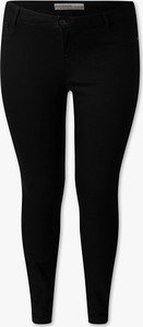 Czarne jeansy CLOCKHOUSE z bawełny w stylu casual