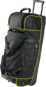 Czarna torba podróżna Omp Racing