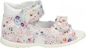 Buty dziecięce letnie EMEL ze skóry