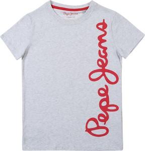 Koszulka dziecięca Pepe Jeans z dżerseju
