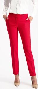 Czerwone spodnie Lavard
