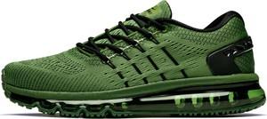 Zielone buty sportowe Onemix