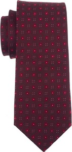 Czerwony krawat Em Men`s Accessories