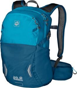 Niebieski plecak Autoryzowany Sklep Jack Wolfskin