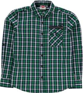 Zielona koszula dziecięca Lee Cooper