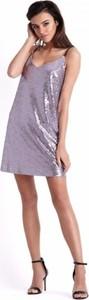 Sukienka Ivon na ramiączkach