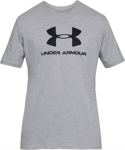 T-shirt Under Armour z nadrukiem