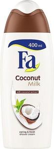 Fa, Coconut Milk, żel pod prysznic, kremowy, 400 ml