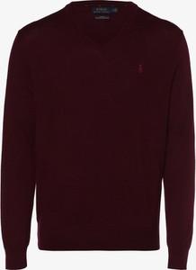 Czerwony sweter POLO RALPH LAUREN