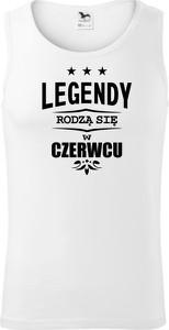 T-shirt TopKoszulki.pl w młodzieżowym stylu z krótkim rękawem