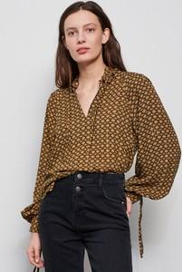 Bluzka Reserved w stylu etno z długim rękawem