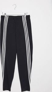 Czarne spodnie Adidas Performance