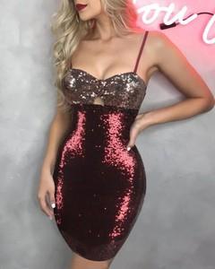 Sukienka Kendallme na ramiączkach mini dopasowana
