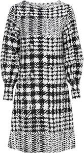 Sukienka bonprix z długim rękawem w stylu casual mini