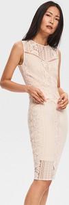 Sukienka Reserved bez rękawów