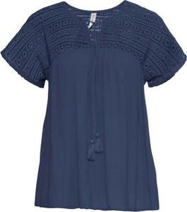 Bluzka bonprix RAINBOW z krótkim rękawem