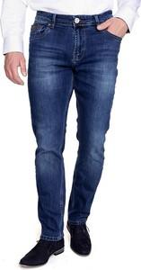 Jeansy eleger z jeansu
