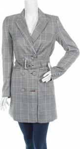 Płaszcz Bardot w stylu casual