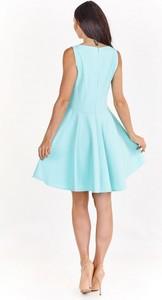 Zielona sukienka Nubile mini