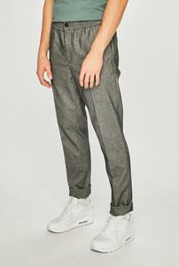 Srebrne spodnie Tommy Hilfiger