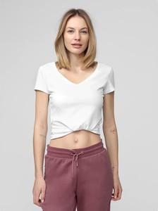 T-shirt 4F z krótkim rękawem w stylu casual