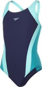 Granatowy strój kąpielowy Speedo