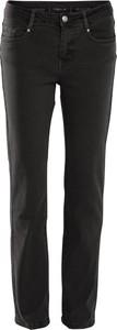 Czarne jeansy Soyaconcept z bawełny