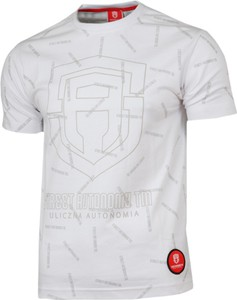 T-shirt Street Autonomy z krótkim rękawem
