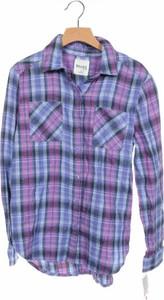 Niebieska koszula dziecięca Mudd w krateczkę