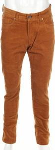 Spodnie Montego ze sztruksu