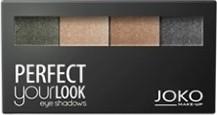 Joko, Make-Up Perfect Your Look, cienie do powiek, quattro creamy, nr 403