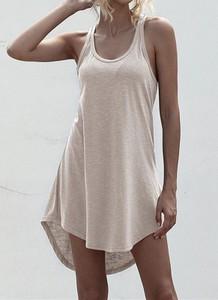 Sukienka Sandbella w stylu casual oversize
