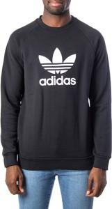 Bluza Adidas w sportowym stylu z wełny
