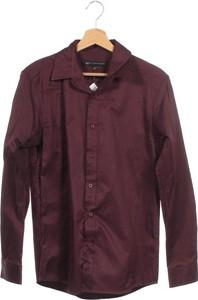 Fioletowa koszula Jonathan Adams w stylu casual