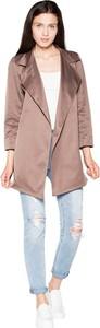 Brązowy płaszcz Venaton