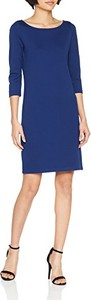 Granatowa sukienka ESPRIT
