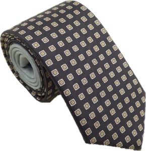 Czarny krawat Luma Milanówek