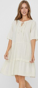 Sukienka WARESHOP z bawełny hiszpanka