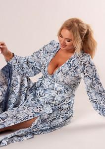 Sukienka Ptakmoda.com maxi