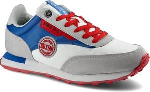 Buty sportowe Big Star z płaską podeszwą w sportowym stylu sznurowane