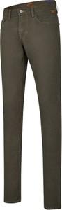 Zielone spodnie Camel Active w stylu casual